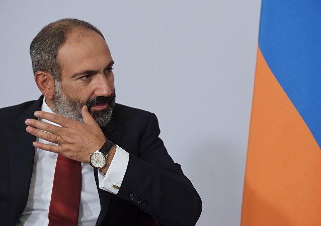 亚美尼亚总理