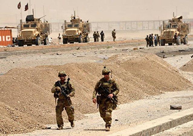 阿富汗自杀式袭击事件致北约三名军人遇害