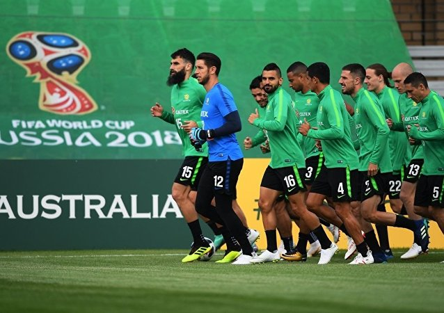 澳大利亚队足球运动员:在喀山我感觉很平静,我们受到很好地接待