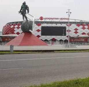 國際足聯安全主管贊賞俄世界杯高水平籌備工作