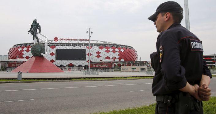 国际足联安全主管赞赏俄世界杯高水平筹备工作