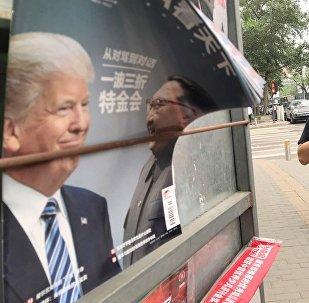 特朗普:朝鲜的核威胁不再存在
