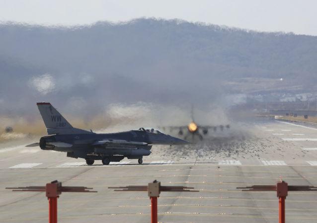 特朗普:停止美韓軍演可以省錢