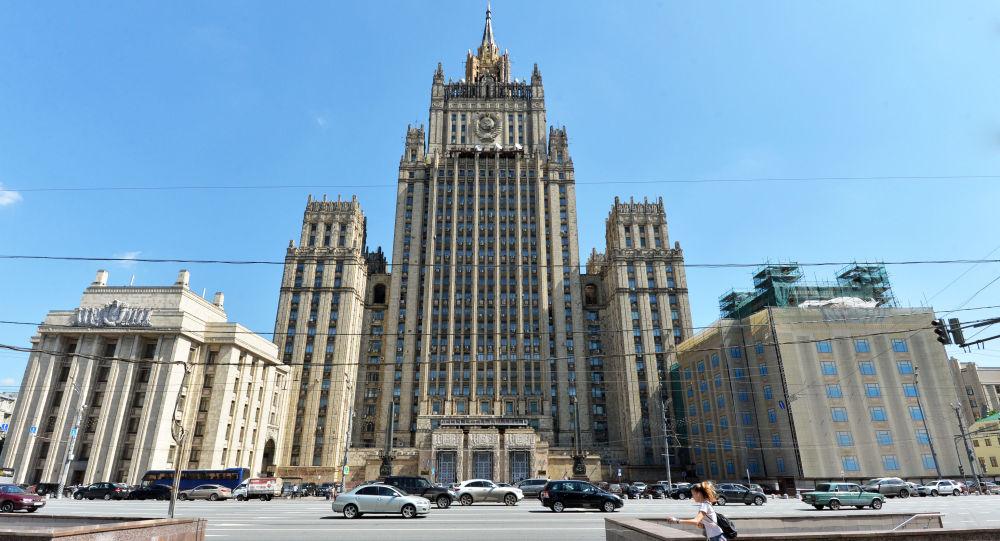 俄外交部認為美制裁「Sovfracht」集團實際上就是支持恐怖分子