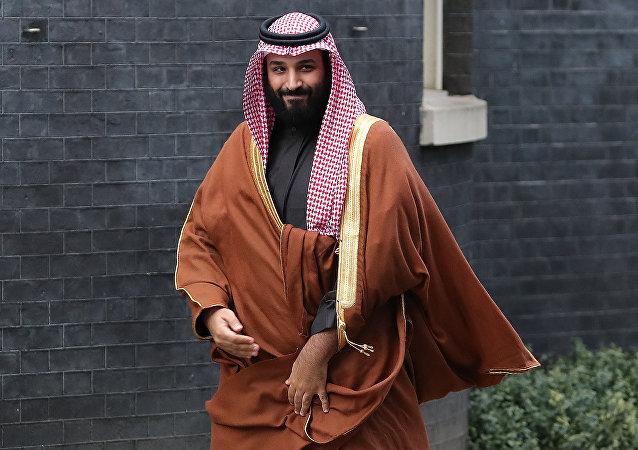 沙特阿拉伯王储穆罕默德