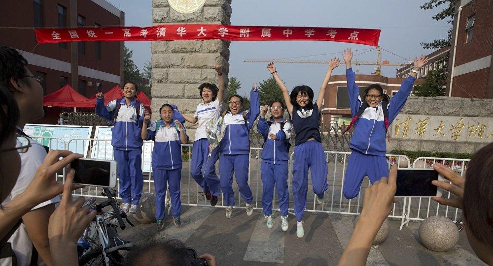 中國:新技術為高考秩序提供保障