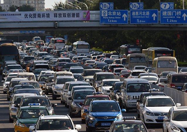 中國將在汽車上安裝用於追蹤車輛的無線射頻識別芯片