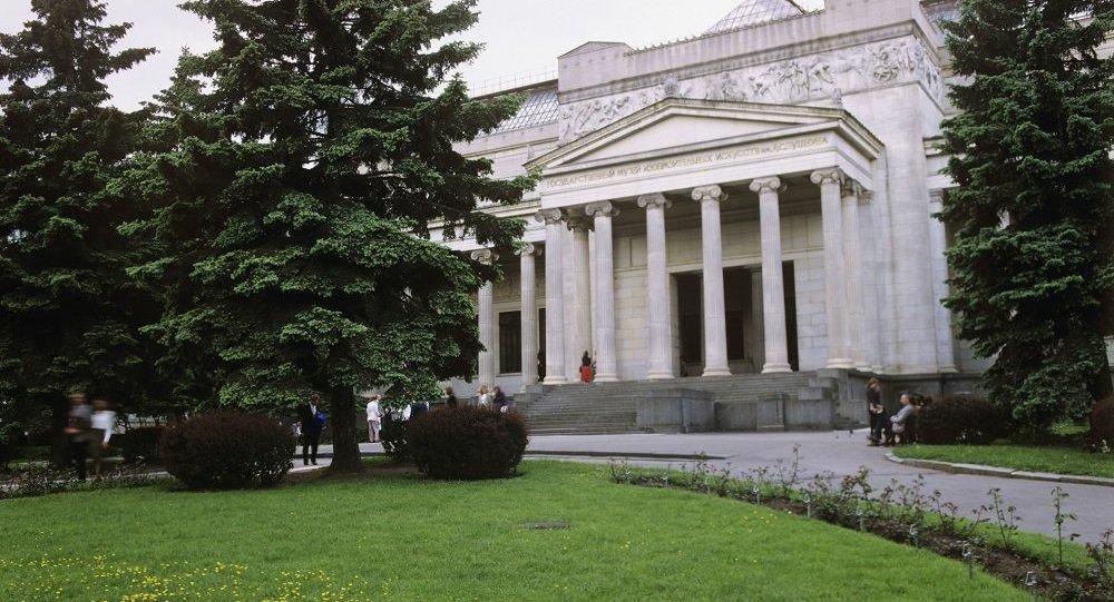 普希金造型艺术博物馆成为友好中国项目一员