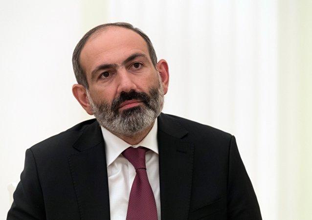 亚美尼亚总理:亚方准备从10月26日起在纳卡遵守停火制度