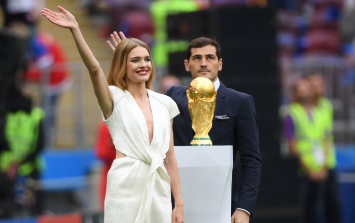 俄罗斯世界杯足球赛正式开幕