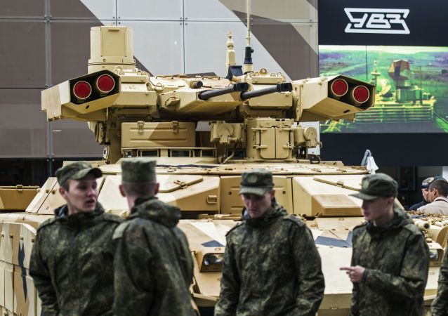 "BMPT-72""终结者"""