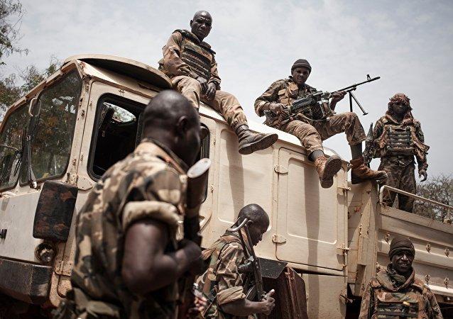 中非共和国国防部长:政府与反政府武装准备和谈