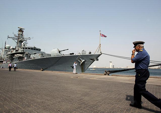 媒体:英国在退欧后将无力保护其领海