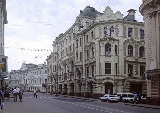伊里英卡街,莫斯科