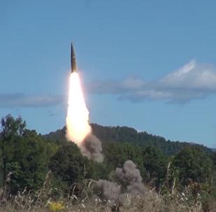 俄國防部公佈「伊斯坎德爾」彈道導彈發射視頻
