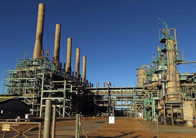 利比亚石油