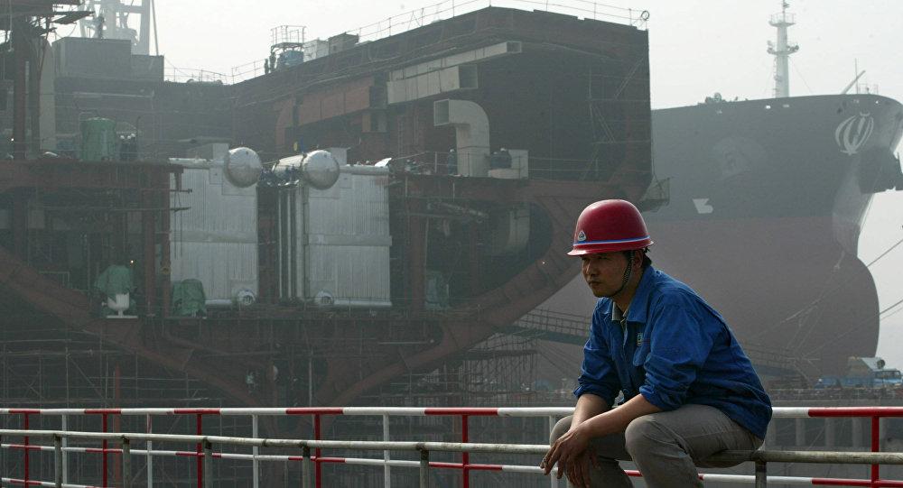 研究:第一季度中国领跑全球造船市场