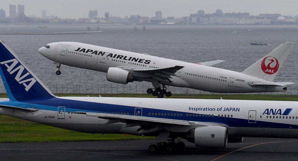 日本全日空航空公司