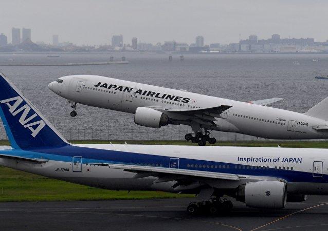 空中台湾同样是中国一部分:日本航空公司为何满足北京要求?