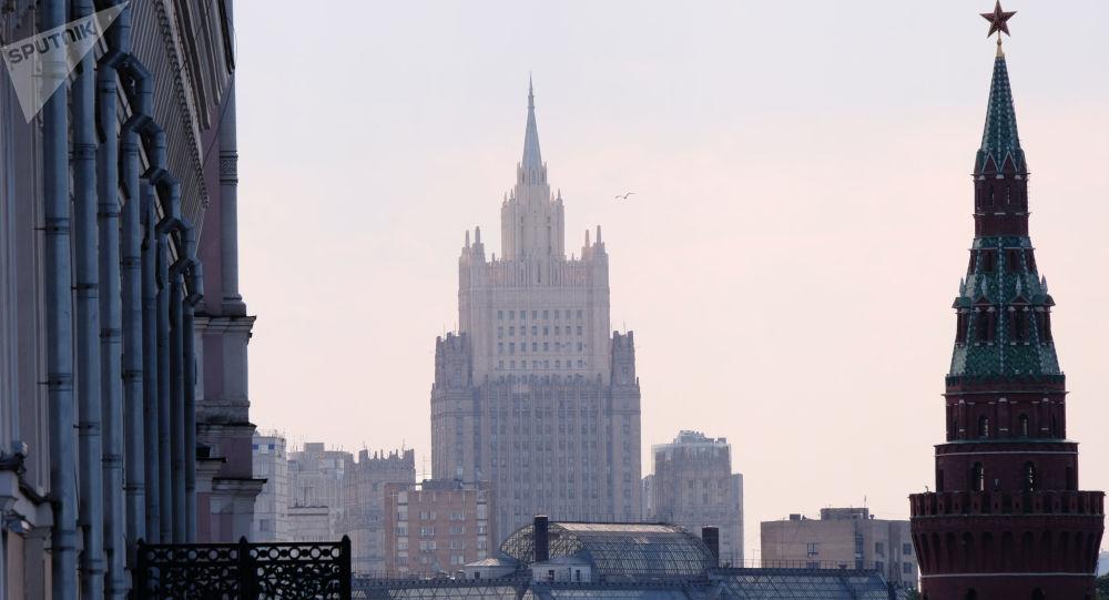 俄外交部消息人士称与利比亚民族团结政府讨论利停火前景
