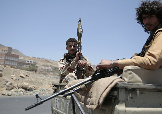 沙特国防部:继续支持也门政府及其军队打击胡塞武装