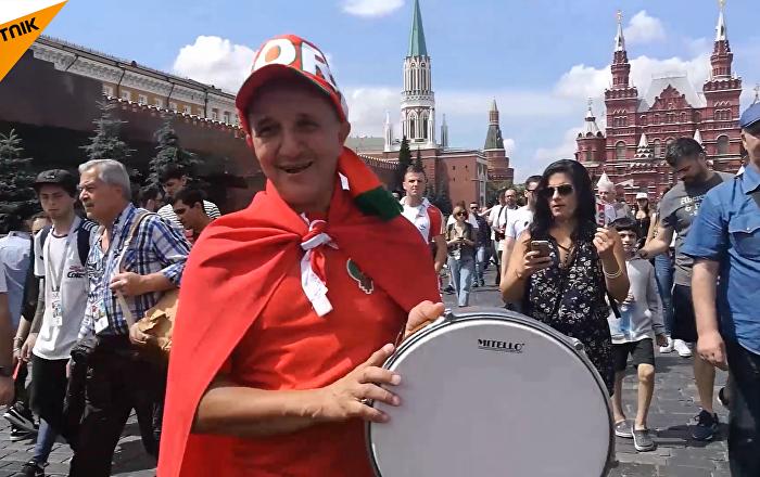 """""""谢谢你们送我们这个美好的节日""""——外国人如何谈论2018俄罗斯世界杯"""