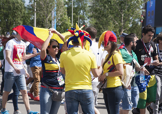俄罗斯世界杯小组赛现场观赛人数共计将近220万