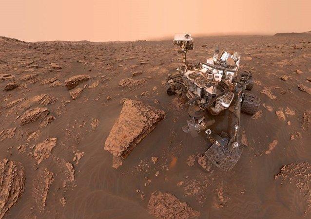 火星探测车 Curiosity