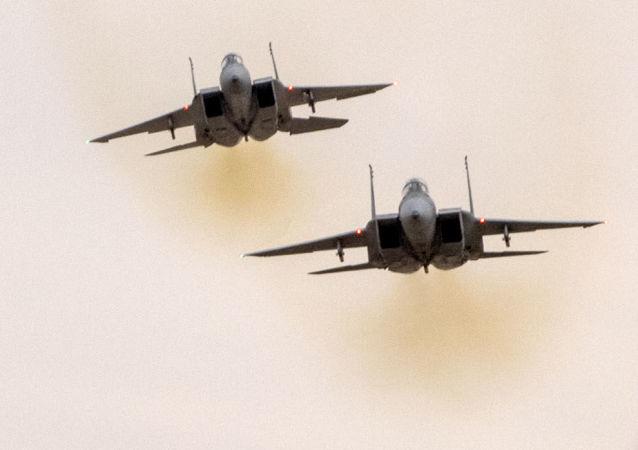 以色列空军 F-15
