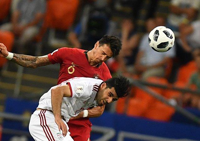 葡萄牙1:1平伊朗 晋级世界杯16强