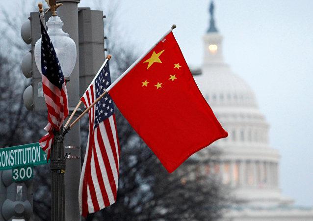 俄外长:特朗普对中国干预美选举的指责需要用事实证明