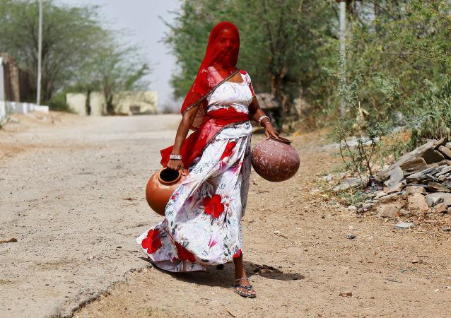 印度被称为世界上对于女性最危险的国家