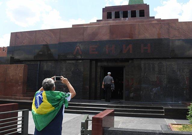 列宁墓7月1日起将重新对游客开放