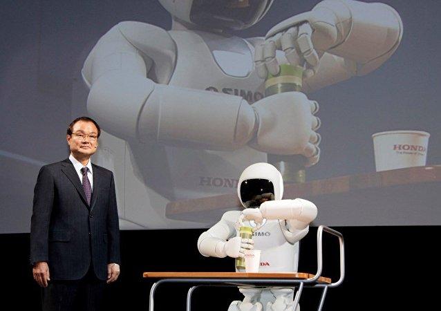 日本本田公司停止机器人Asimo的研制和生产