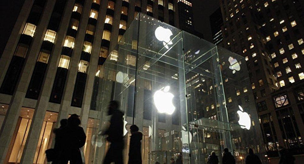 苹果警告称若对中国征收新关税将导致其产品涨价