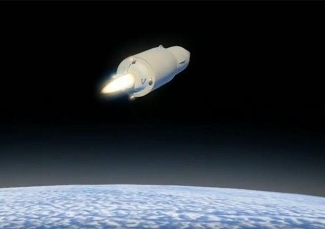 """俄开始量产""""先锋""""高超音速导弹"""