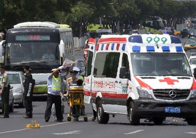 华媒:山东一工厂车间发生爆炸致5死3伤 负责人已被控制