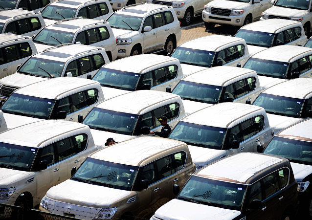 中国汽车工业协会:3月中国汽车出口同比增长45.5%