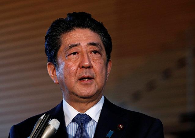 安倍:日本将参与俄符拉迪沃斯托克发展工作