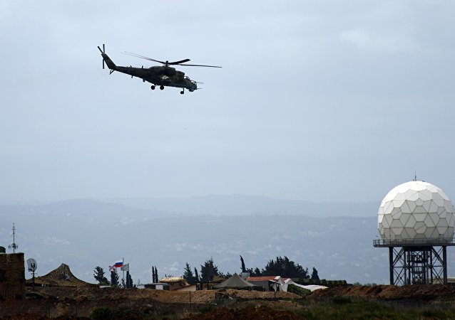 叙利亚郝梅明空军基地