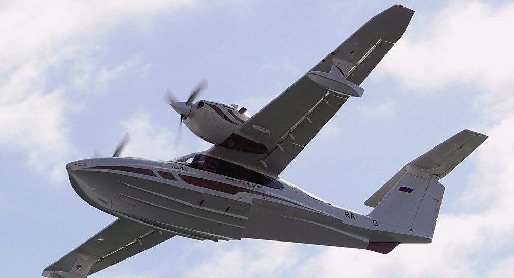 LA-8 水陆两栖飞机