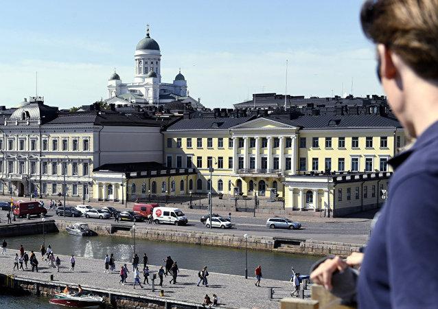 俄美峰会当日赫尔辛基将举行13次集会活动