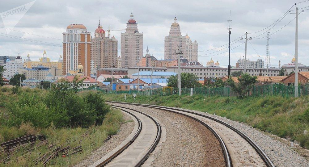 1-8月满洲里铁路口岸进出口贸易同比增长7.16%