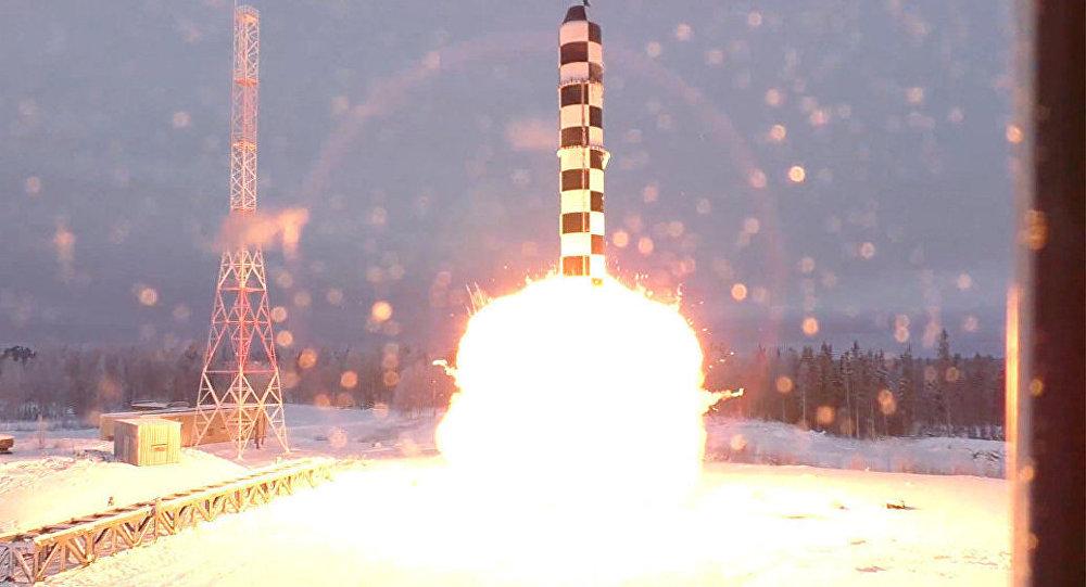 俄副总理鲍里索夫介绍俄罗斯最强武器