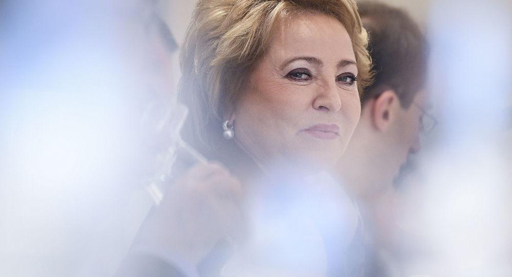 俄联邦委员会主席:习近平精准评估力及其智慧使她感到惊讶