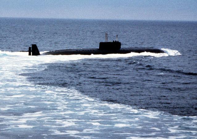 苏联661型,见血封喉树级潜艇