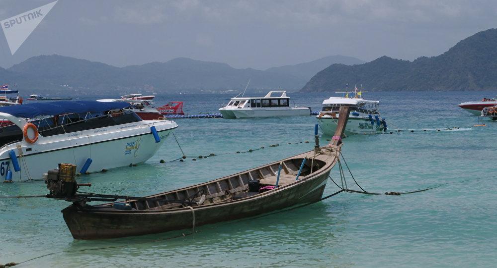 媒体:泰国疗养胜地普吉岛淡水极度匮乏