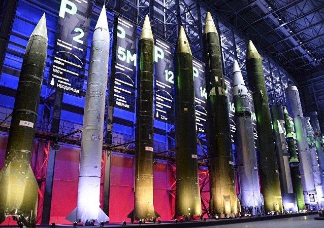 俄战略火箭军司令称将在2028年前完成最新导弹系统的换装
