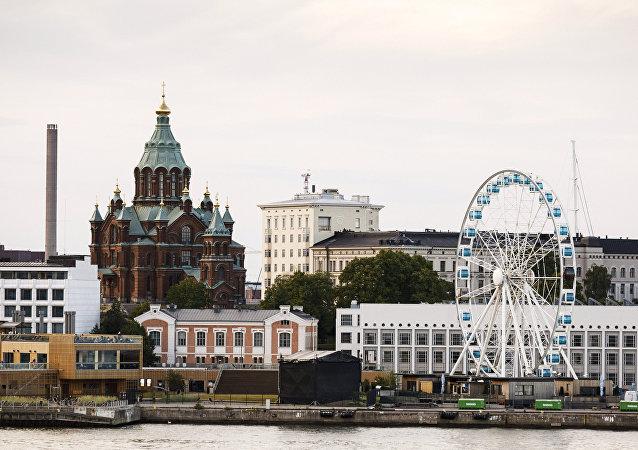 赫尔辛基市长:准备接待普京和特朗普