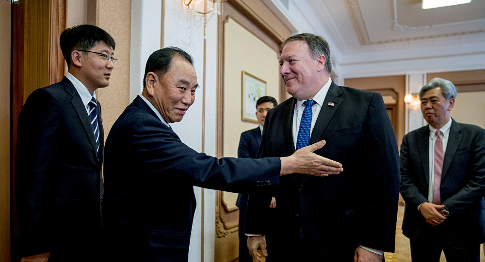 媒体:美朝两国商定设立无核化工作组